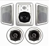Acoustic Audio HT-55 5.1 Home Theater Speaker System - Best Reviews Guide
