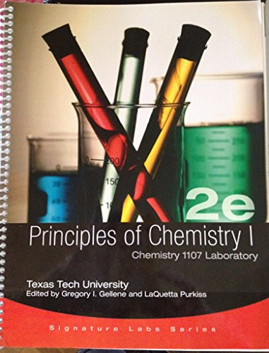 Principles of Chemistry 1107 Lab