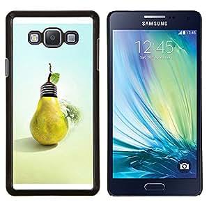 TECHCASE---Cubierta de la caja de protección para la piel dura ** Samsung Galaxy A7 ( A7000 ) ** --Diseño Pera del bulbo