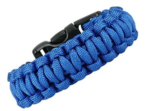 Paracord Survival Bracelet 7 5 colors