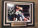 WWE WWF Bret Hitman Hart WM12 11X14 Matted with