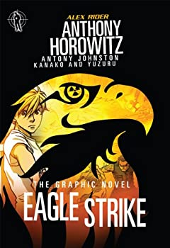Eagle Strike: The Graphic Novel 0763692565 Book Cover