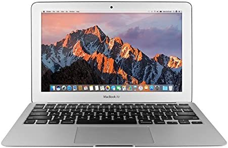 Apple Macbook Air MJVM2LL/A Intel i5 1.6GHz 8GB 128GB (Renewed)