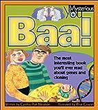 Baa!, Cynthia Pratt Nicolson, 1550748866