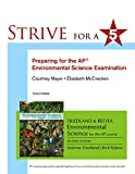 img - for Strive for 5: Preparing for the AP Environmental Science Exam book / textbook / text book