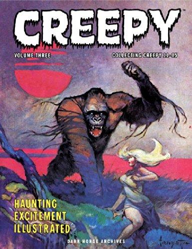Top 6 creepy archives volume 3