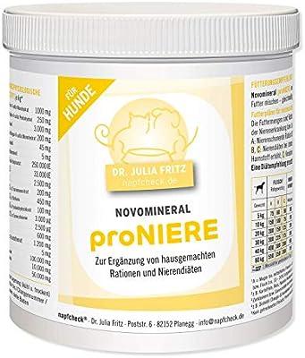 napfcheck Novomineral proniere - minerales, vitaminas y aminoácidos ...