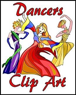 Dancers Clip Art