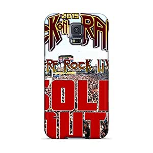 Shock-Absorbing Hard Phone Cases For Samsung Galaxy S5 With Custom Vivid Breaking Benjamin Pictures AlainTanielian