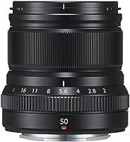 Fujifilm Single Focus en el teleobjetivo xf50mmf2R WR B, Color Negro–-(Japón Import-no garantía) por Premiu