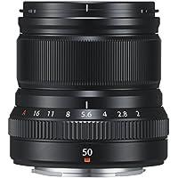 FUJIFILM single focus in the telephoto lens XF50mmF2 R WR B Black--(Japan Import-No Warranty) by Premium-Japan