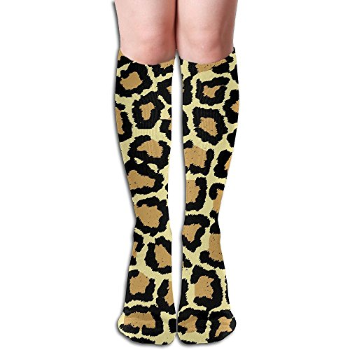 Long Stocking Small Giraffe Print Women's Over Knee