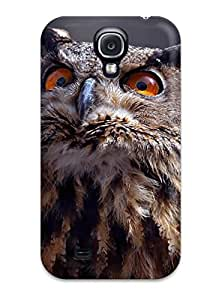 Anti-scratch And Shatterproof Owl Phone Case For Galaxy S4/ High Quality Tpu Case