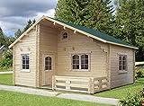 Allwood Ranger Cabin Kit   259 SQF + 168 SQF Loft