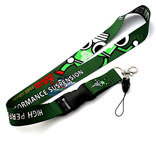 Tein Racing Super (JDM TEIN Lanyard Racing Keychain Quick Release Civic Accord S2000 350Z 370Z GTR)