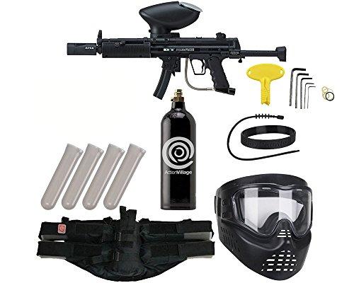 Action Village Empire Delta Epic Paintball Gun Package Kit (Delta Elite) by ActionVillage