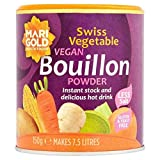 Marigold Reduced Salt Swiss Vegetable Bouillon - 150g