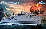 1/700 Blue Ridge Models USS Comstock LSD-19 Casa Grande Class Dock Landing Ship