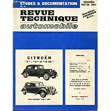 Revue Technique Automobile, N° 819 :