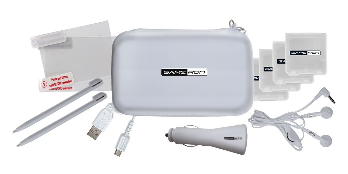 Third Party - Pack Evolution DS Lite - 3700441233308 - Silver