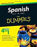 Spanish All-In-One for Dummies [With CDROM]