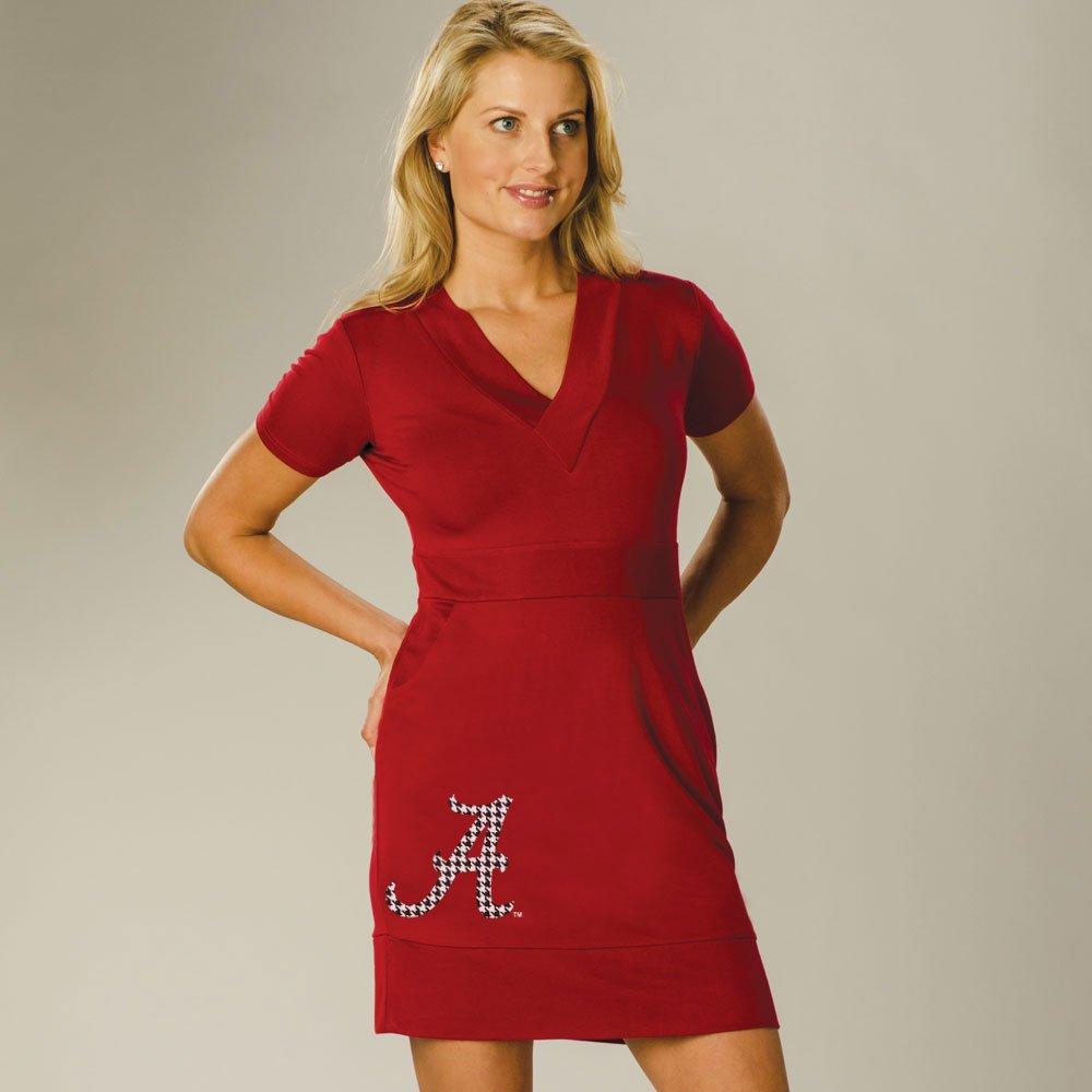 Emerson Street Women's Alabama Crimson Tide Cozy Dress L