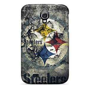 New Arrival Ruc1032BGGn Premium Galaxy S4 Case(pittsburgh Steelers)