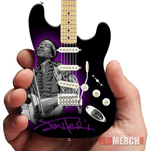 AXE HEAVEN JH-802 Jimi Hendrix Photo Tribute Mini Guitar