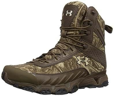 Under Armour Valsetz Men's 8 inch Tactical Boots, TIMBER/DESERT, 12M