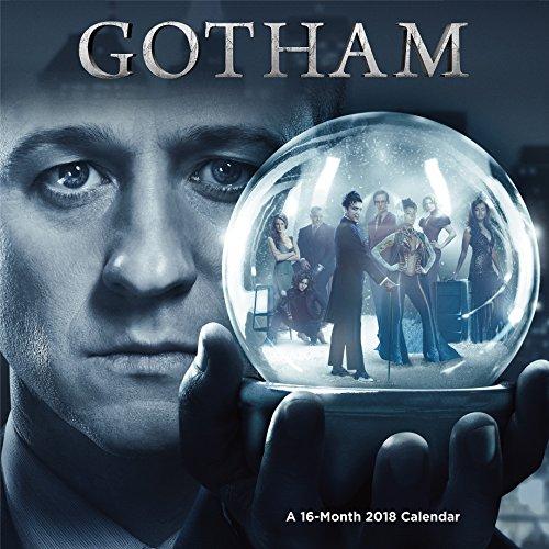 Gotham 2018 Wall Calendar
