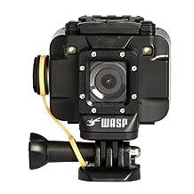 WASP 9905 Wi-Fi Action-Sports Camera, Black