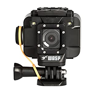 WASPcam 9905 WiFi Action-Sports Camera, Black