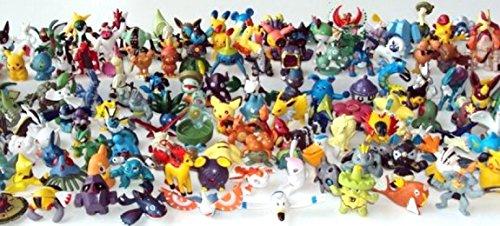 [Pokemon Figurine Magnet 12 Pieces a Set 1