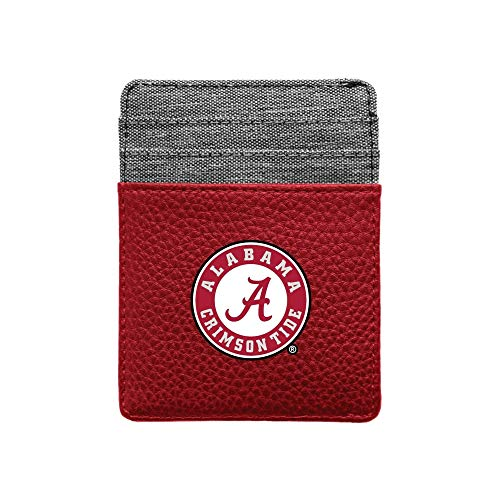Littlearth Alabama Crimson Tide Pebble Front Pocket Wallet