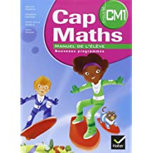 Cap Maths CM1 manuel+dico-maths édit.2010