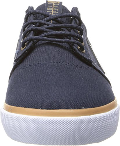 Chaussures Homes Lakai Griffin Navy Canvas Taille 37