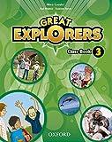Great Explorers 3: Class Book Pack - 9780194507493