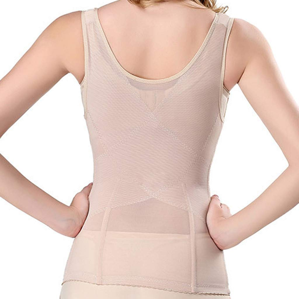 XILALU Shapewear Womens Tank Tops Body Shaper Camisole for Tummy Waist and Hips S-l3