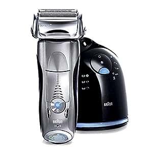 New Braun Series 7 Electric Shaver 799CC-7 Silver 100-240V