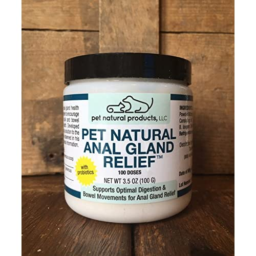 Pet Natural Products Anal Gland Relief durable modeling