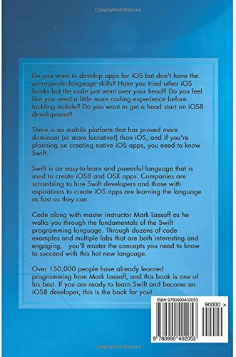 Swift Fundamentals: The Language of iOS Development