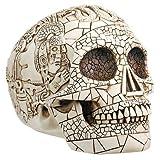 Dc - Aztec Skull - Collectible Figurine Statue Sculpture Figure