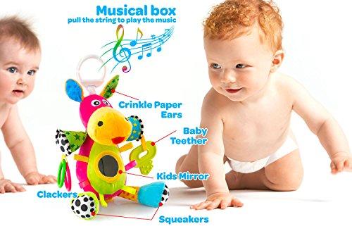 Review O-KIKI Baby Musical Stuffed