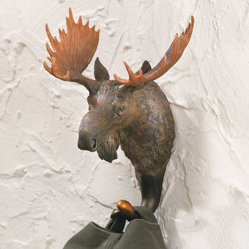 Moose Wall Hook (Moose Hook)