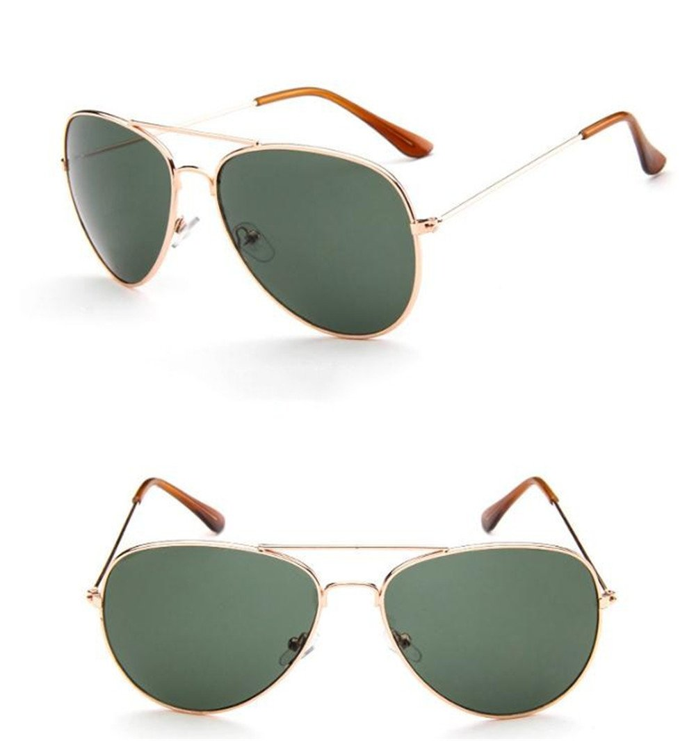 Women Vintage Aviator Mirror Lens Goggles Sunglasses Sport Eyewear Eye Glasses