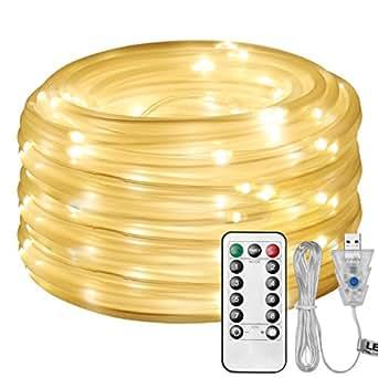 c0e44f9e128 LE Cadena de Luces LED