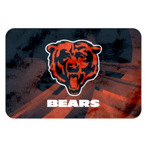chicago bears rug - 7