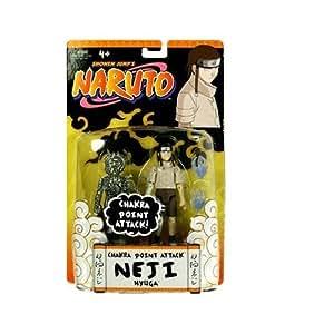 Naruto Deluxe Training > Chakra Point Attack Neji Hyuga