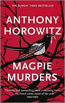 Magpie Murders. The Sunday Times Bestseller Crime por Anthony Horowitz epub