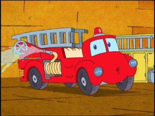 Rojo, The Fire Truck
